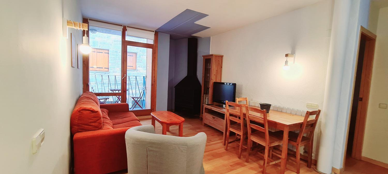 Apartment -                                       Benasque -                                       1 bedroom -                                       4 persons
