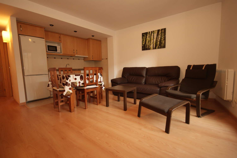 Apartment -                                       Benasque -                                       2 bedrooms -                                       4 persons