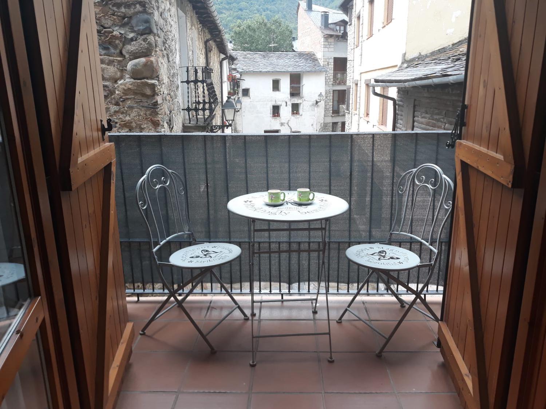 Apartment -                                       Benasque -                                       1 bedroom -                                       4/5 persons