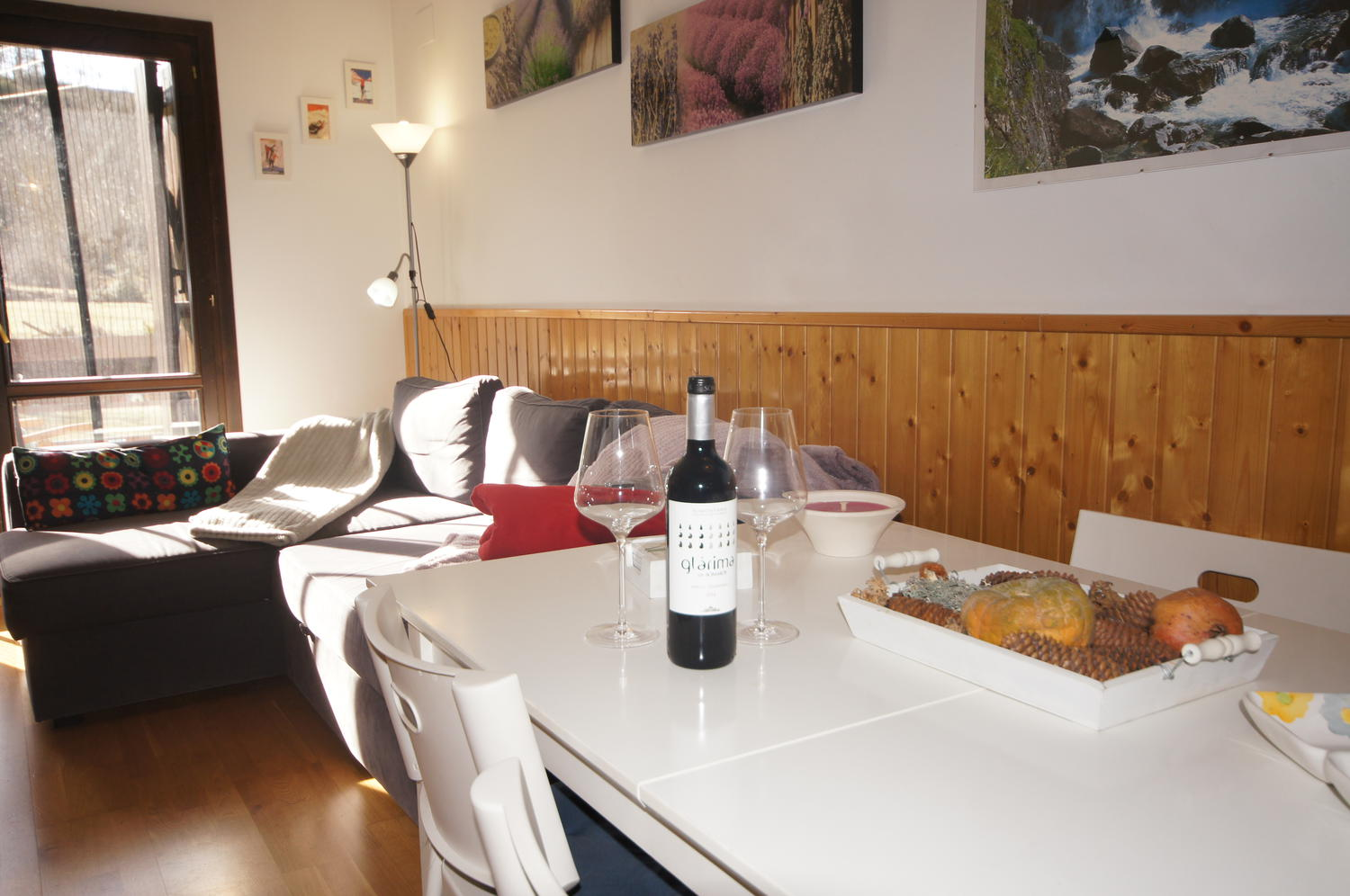 Apartment -                                       Sesué -                                       2 bedrooms -                                       4 persons